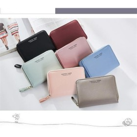 財布 二つ折り財布 レディース コンパクト財布 ミニ財布 大容量 小銭入れ プレゼント