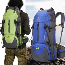旅行バッグ バックパック 登山リュック リュックサック 登山 リュック 旅行 60L 大容量 防災 大きめ 登山 アウトドア 防水 多機能 男女兼用