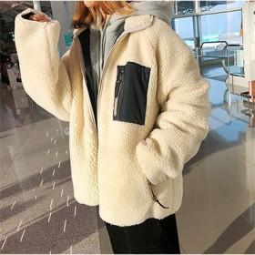 MA-1両面 ボアジャケット ボアジャケット リバーシブルで着れる アウター ジャケット 裏ボア コート 冬服 秋冬物 カーキ リバーシブル フライトジャケット