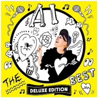 AI/THE BEST DELUXE EDITION 【CD】