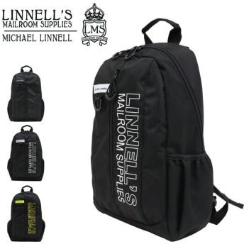 マイケルリンネル リュック 25L メンズML-026 MICHAEL LINNELL | リュックサック バックパック [PO10]