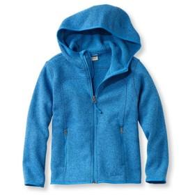 キッズ・エル・エル・ビーン・セーター・フリース、フード付き/Kids' L.L.Bean Sweater Fleece Hooded