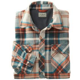 メンズ・オーバーランド・パフォーマンス・フランネル・シャツ、フリースの裏地付き/Men's Overland Performance Flannel Shirt Fleece Lined