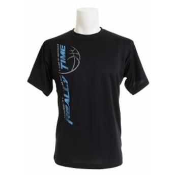 エックスティーエス(XTS)ドライプラス 半袖Tシャツ 751G9CD1028 BLK (Men's)