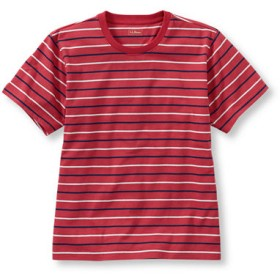 ジャパン・フィット サタデーTシャツ、半袖 クルーネック ストライプ/Japan Fit Saturday T-Shirts Short-Sleeve Crewneck Stripe