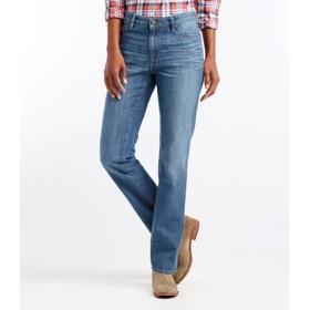 レディース・1912デニム・ジーンズ、ストレート・レッグ/Women's 1912 Denim Jeans Straight-Leg