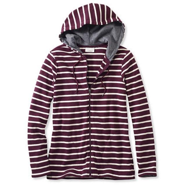 フレンチ・セーラー・シャツ、フーディ/French Sailor's Shirt Hoodie