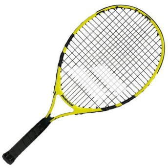 バボラ(Babolat) 2019 ナダルジュニア 23 (215g) イエローブラック 海外正規品 硬式テニスジュニアラケット 140248-191(19y2m)