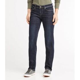 レディース・ビーンズ・パフォーマンス・ストレッチ・ジーンズ、ストレート・レッグ/Women's Bean's Performance Stretch Jeans Straight Leg