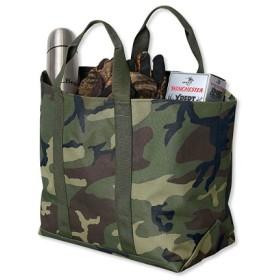 ハンターズ・トート・バッグ、オープン・トップ/Hunter's Tote Bag Open-Top