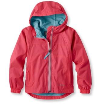 キッズ・ディスカバリー・レイン・ジャケット、無地/Kids' Discovery Rain Jacket Solid