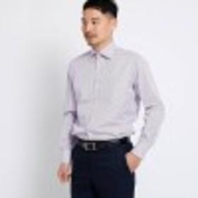 ツイルロンドンストライプシャツ[ メンズ シャツ ビジネス ストライプ