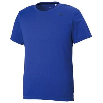 MIZUNO SHOP [ミズノ公式オンラインショップ] Tシャツ[メンズ] 25 リフレックスブルー杢 32MA9023