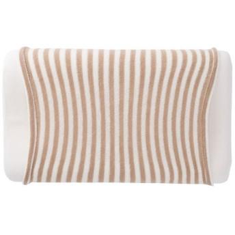 のびのびパイル枕カバー(ST2 BE ミニサイズ) ニトリ 『玄関先迄納品』 『1年保証』