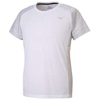 MIZUNO SHOP [ミズノ公式オンラインショップ] Tシャツ[メンズ] 01 ホワイト 32MA9017