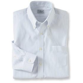 リンクル・フリー(形態安定)・ピンポイント・オックスフォード・クロス・シャツ、スリム・フィット ストライプ/Wrinkle-Free Pinpoint Oxford Cloth Shirt Slim-Fit Stripe