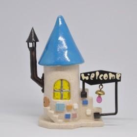 エントツとランプと看板のお城(174)