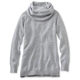 クラシック・カシミヤ・セーター、コールネック/Classic Cashmere Sweater Cowlneck