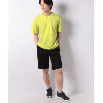 【9%OFF】 マルカワ ケイパ 切替 ドライ 上下セット メンズ ライトグリーン L 【MARUKAWA】 【セール開催中】