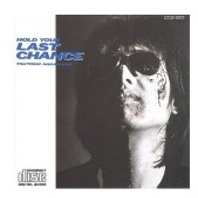 HOLD YOUR LAST CHANCE 中古