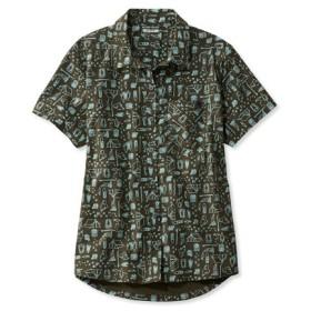ビーチ・クルーザー・サマー・シャツ、半袖 プリント/Beach Cruiser Summer Shirt Short Sleeve Print