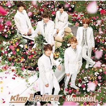 King & Prince/Memorial(初回限定盤A/CD+DVD)