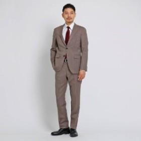 6ccb8e4df7 メンズ 快適・楽チン すっきりシルエットパンツストレッチスーツ【Y4~BB7 ...