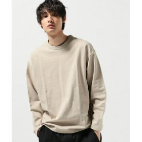 JOURNAL STANDARD BIG SWEAT SHIRT ベージュ S