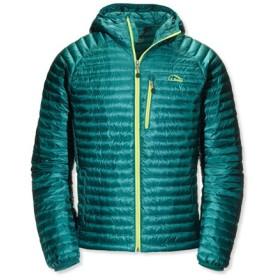 メンズ・ウルトラライト 850 ダウン・セーター、フード付き/Men's Ultralight 850 Down Sweater Hooded