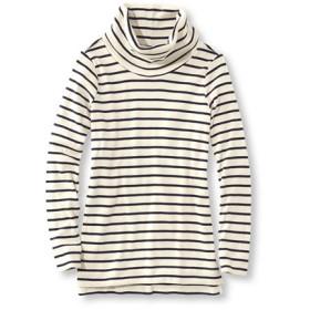 ジャパン・フィット フレンチ・セーラー・シャツ、コールネック/Japan Fit French Sailor Shirt Cowlneck