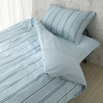 HOME COORDY 寝具6点セット シングル ブルー ホームコーディ シングル 布団セット