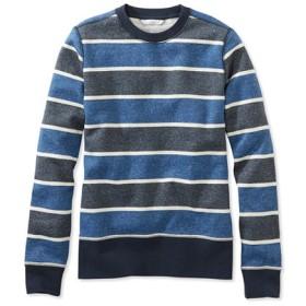 シグネチャー・ビンテージ・エル・エル・ビーン・スウェットシャツ、ストライプ/Signature Vintage L.L.Bean Sweatshirt Stripe