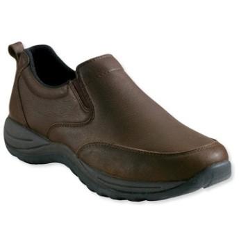 メンズ・コンフォート・モック、レザー/Men's Comfort Mocs Leather