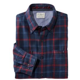 レンジリー・フランネル・シャツ、スライトリー・フィット 長袖 プラッド/Rangeley Flannel Shirt Long-Sleeve Slightly Fitted Plaid