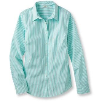 イージー・ケア・ストレッチ・ポプリン・シャツ、ストライプ/Easy-Care Stretch Poplin Shirt Stripe