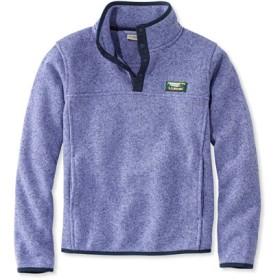 キッズ・エル・エル・ビーン・セーター・フリース、プルオーバー/Kids' L.L.Bean Sweater Fleece Pullover