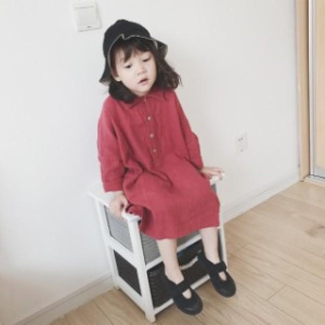 c5dca1df09907 子供服 女の子 ワンピースドレス キッズ ワンピース チュール ワンピース ハイウエスト 綿 ワンピース ドレス 韓国子供
