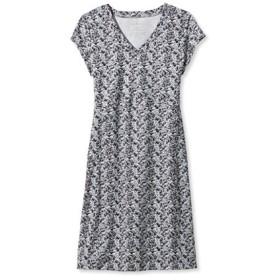 フィットネス・ドレス、ウォーターカラー・プリント/Fitness Dress Watercolor Print