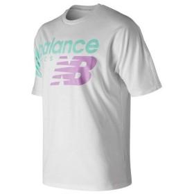 ニューバランス(new balance) アスレチッククロスオーバー半袖Tシャツ MT91512WM (Men's)