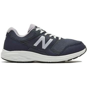 (セール)New Balance(ニューバランス)ウォーキング タウンウォーキング WW550NP1 4E WW550NP1 4E レディース NAVY/PURPLE