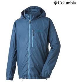 (セール)(送料無料)Columbia(コロンビア)トレッキング アウトドア 薄手ジャケット VIENTO JACKET PM3135-425 メンズ