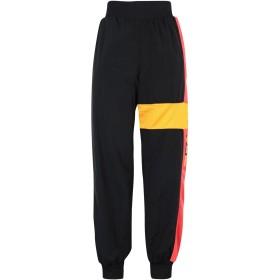 《セール開催中》REEBOK x GIGI HADID レディース パンツ ブラック S ナイロン 100% GIGI TRACK PANTS