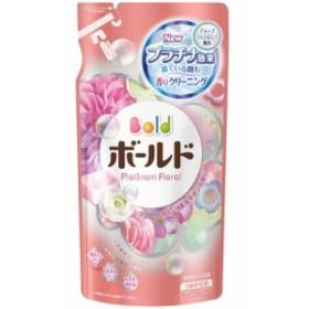 ボールドプラチナフローラルプラチナフローラル&サボンの香り つめかえ用 : P&G