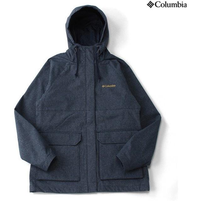 7cdf5cb980ebe セール)(送料無料)Columbia(コロンビア)トレッキング アウトドア 厚手ジャケット ハーフ