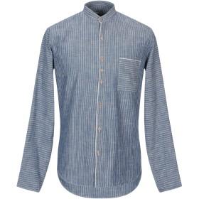 《セール開催中》COSTUMEIN メンズ デニムシャツ ブルー 46 コットン 100%