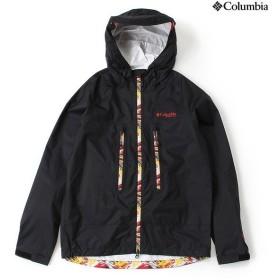 (セール)(送料無料)Columbia(コロンビア)トレッキング アウトドア 薄手ジャケット エジソンパスジャケット PM5485-010 メンズ BLACK