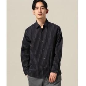 [マルイ]【セール】メンズシャツ(レジメンストライプ レギュラーシャツ)/417エディフィス(417 EDIFICE)