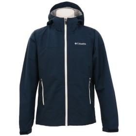 (セール)Columbia(コロンビア)トレッキング アウトドア 薄手ジャケット ヴィザヴォナパスジャケット PM3678-425 メンズ COLUMBIA NAVY