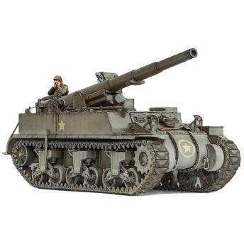 プラモデル 1/72 M12 155mm自走砲 WW.IIアメリカ軍 IT7076
