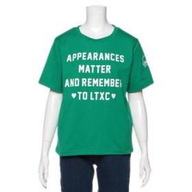 ラブトキシック/ロゴプリントベーシックTシャツ